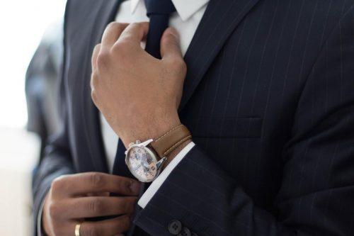Hombre en Saco Cartagena Invest